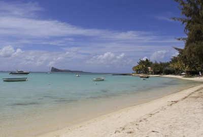 Bungalow de plage Aviam à Pereybere, Maurice