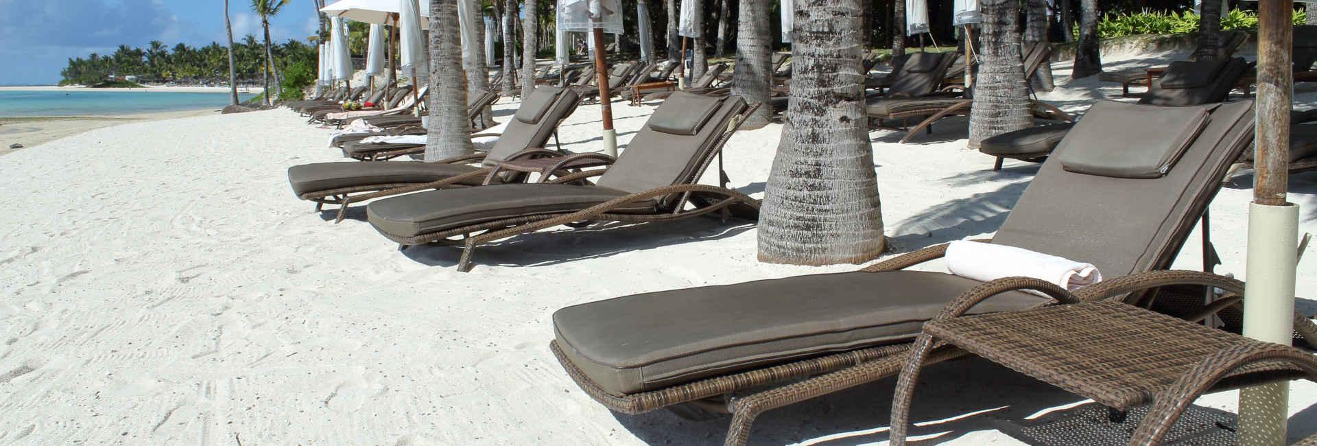 Hôtel sur la plage à Maurice