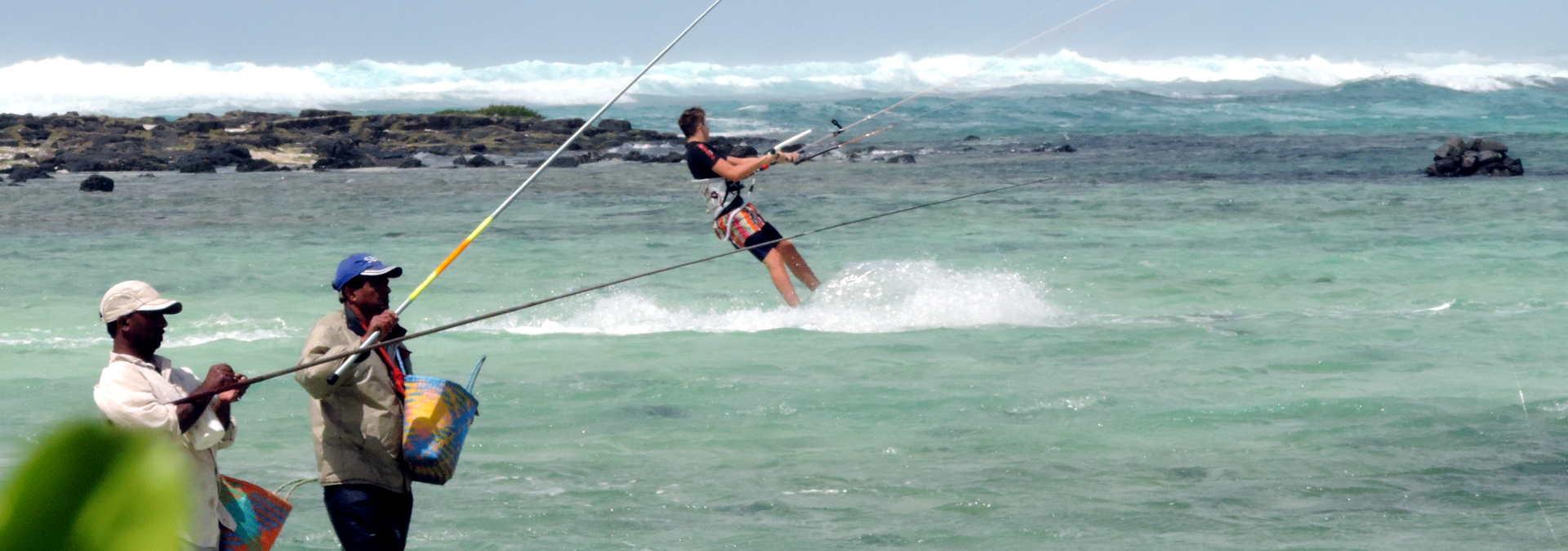 Kitesurfing-poste-lafayette-mauricio