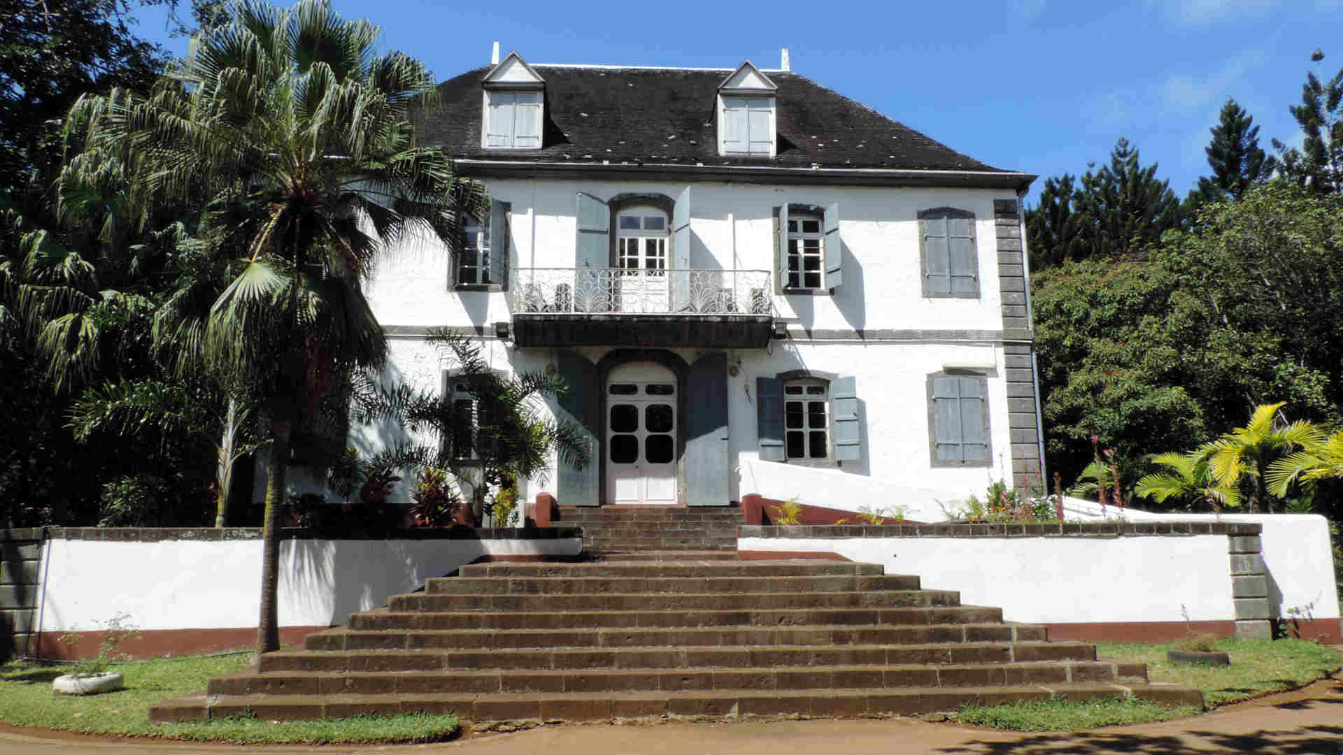 Mahebourg museum en Mauricio