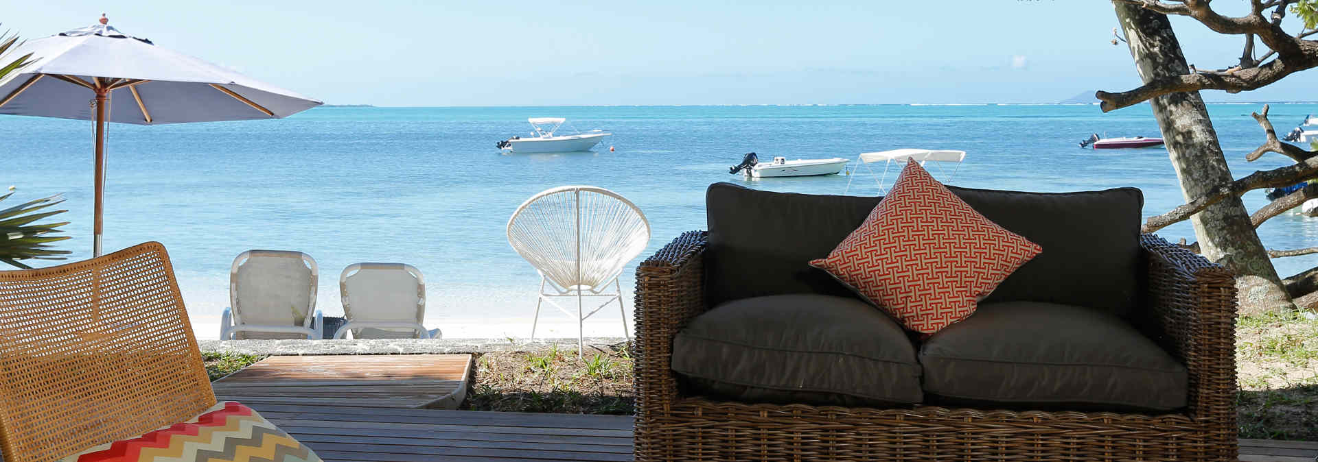 Holiday accommodation in Mauritius