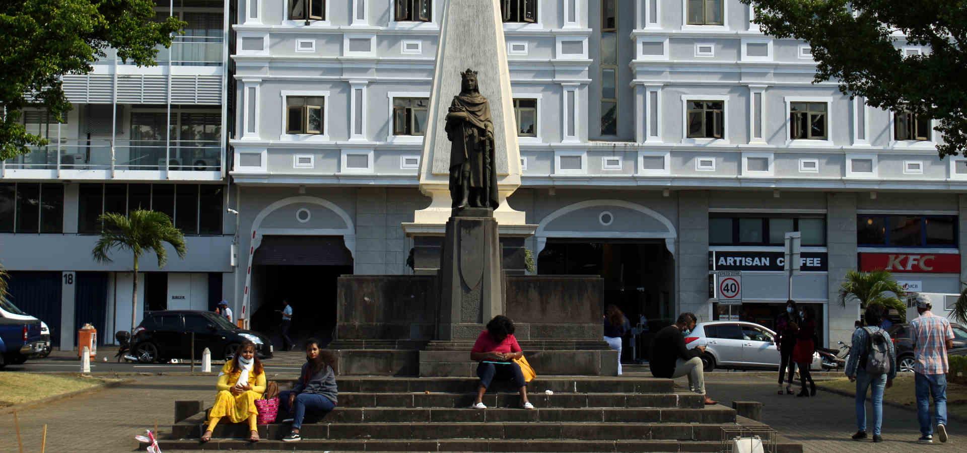 San Luis, del que tomó el nombre Port Louis en Mauricio