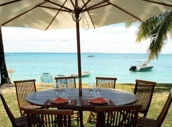 Traditionelle Strandvilla Merina, Belle Mare, Mauritius