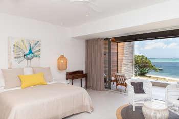 Apartamento de lujo en la playa de Miamba en Mauricio