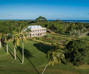 Patrimonio Le Chateau Bel Ombre, Mauricio