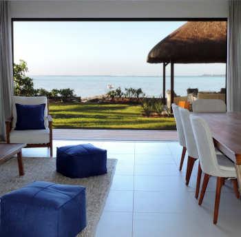 Villa Amara en Mauricio