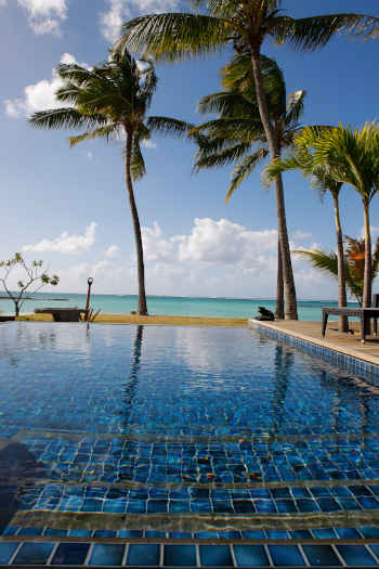 Luxuriöse Strandvilla Morine in Belle Mare, Mauritius